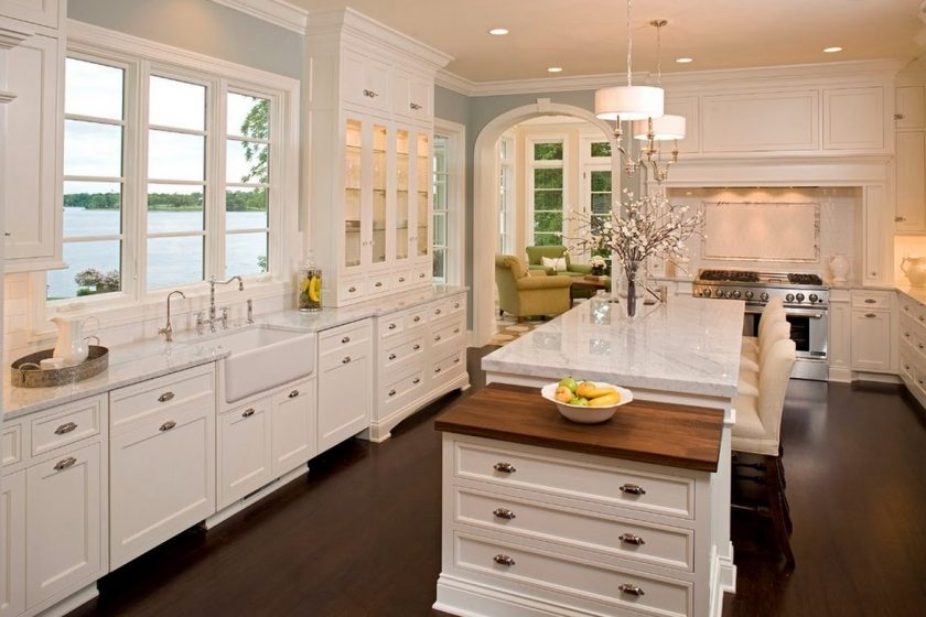 Exceptional Kitchen Remodel Craftsmanship Gives Fresh Look of Tainted One