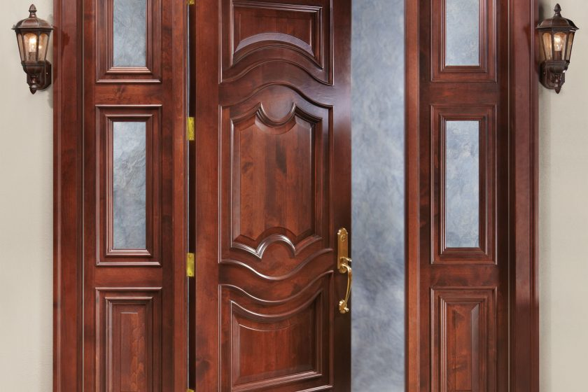 Enhance Your Exterior with Entrance Doorways