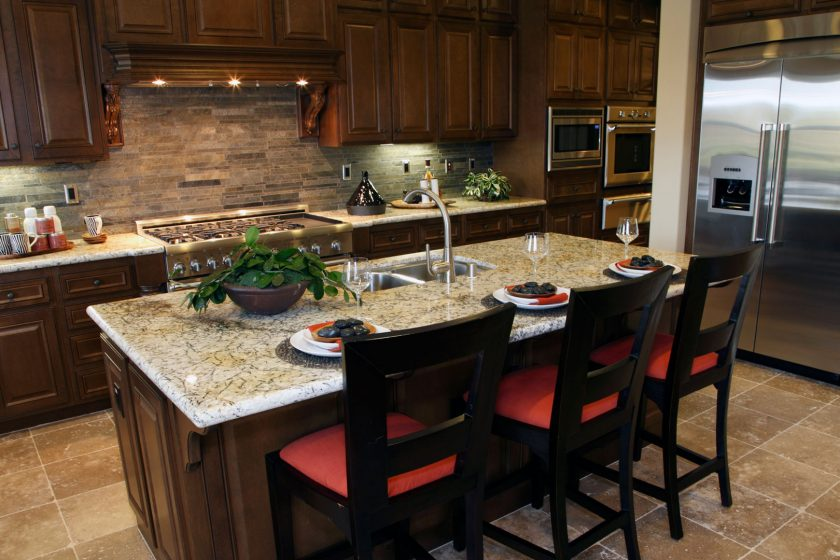 Reinvent New Kitchen Decor Concepts With Customized Cupboard Designs