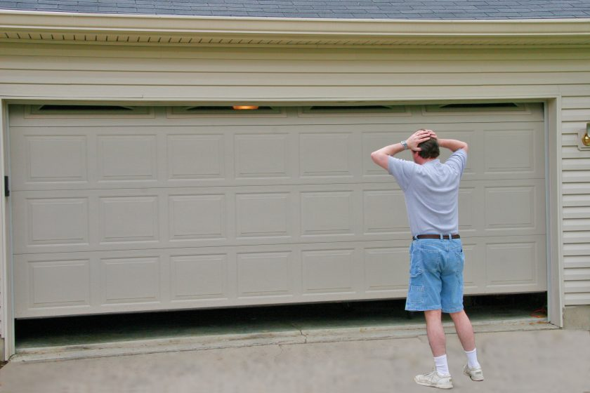 What to Do When Your Garage Door Doesn't Open