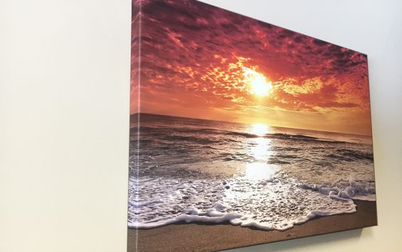 How to Keep Canvas Prints Clean