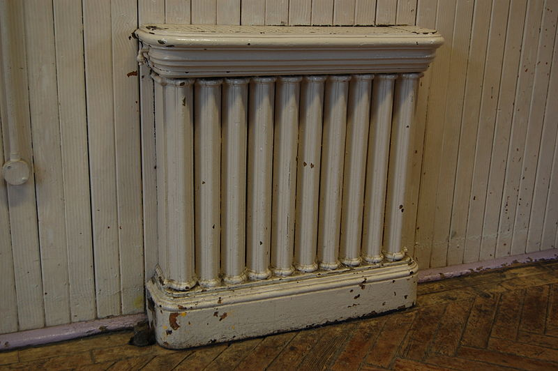 How to improve the look of tired old radiators