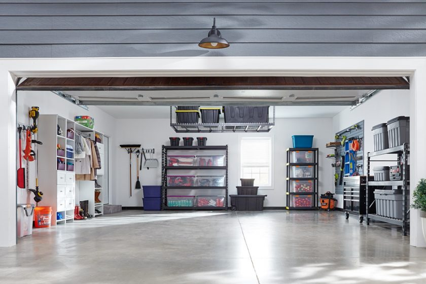 Garage Storage is a Hassle-free Alternative