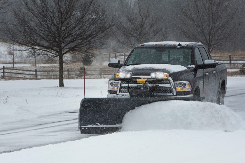New Jersey Snow Plowing Guide