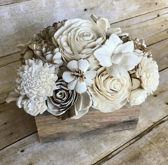 Sola wood flower wedding bouquet is perfect for your dream wedding
