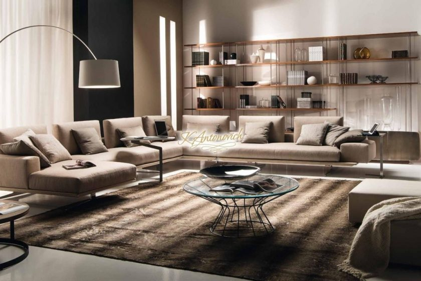 Modern designing of your interiors